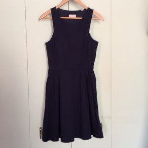 Navy Jack Wills Dress